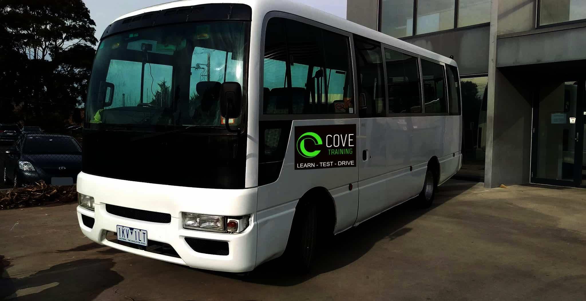 bus driver training melbourne