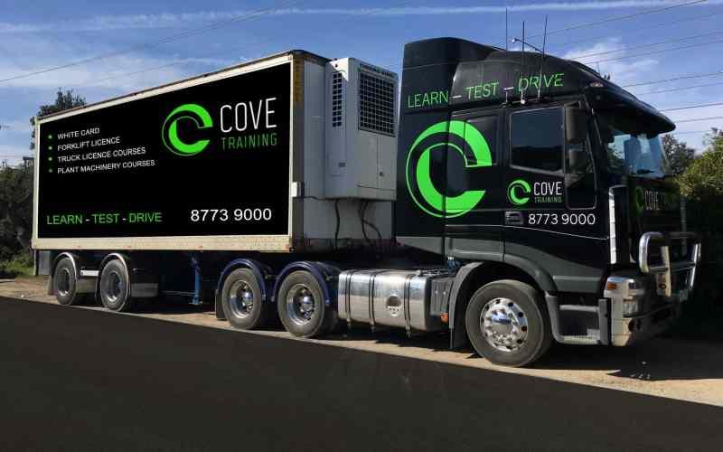 HC Truck Licence