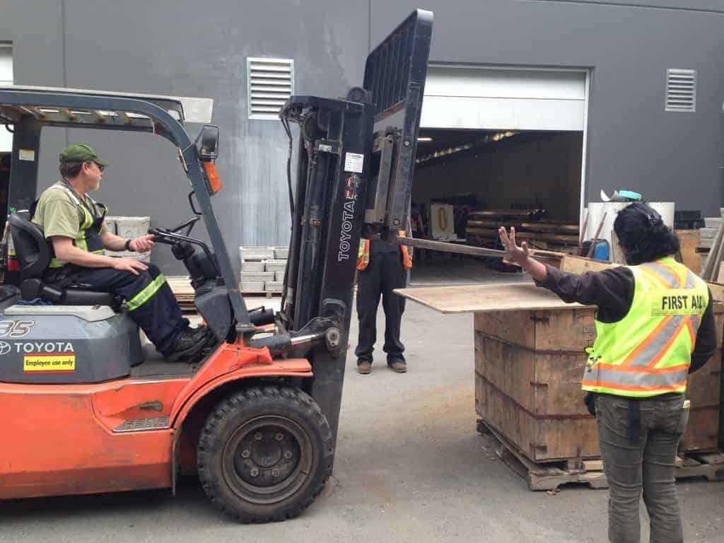 Forklift Safety For Pedestrians - Forklift Licence