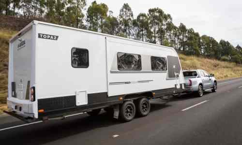 Caravan Towing Course - Courses
