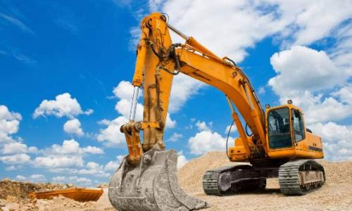 Excavator licence training - COVE Training