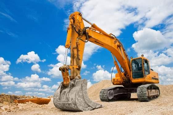 Excavator licence training - COVE Training